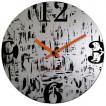 Настенные часы Kitch Clock GR-A-009-35