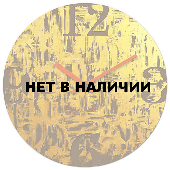 Настенные часы Kitch Clock GR-A-010-35