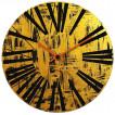 Настенные часы Kitch Clock GR-R-007-45