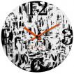 Настенные часы Kitch Clock GR-A-008-45