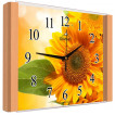 Настенные часы Олимп ЕА-001 Бук
