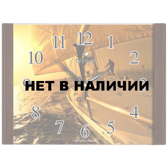 Настенные часы Олимп ЕА-013