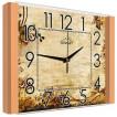 Настенные часы Олимп ЕА-018 Бук