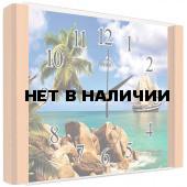 Настенные часы Олимп ЕБ-005 Бук