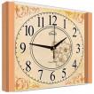 Настенные часы Олимп ЕБ-024 Бук