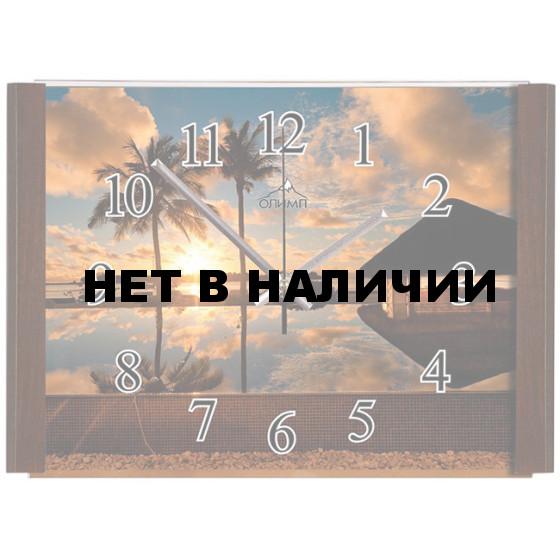 Настенные часы Олимп ЕБ-027