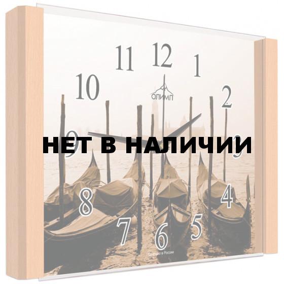 Настенные часы Олимп ЕБ-028 Бук