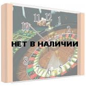 Настенные часы Олимп ЕВ-014 Бук