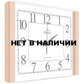 Настенные часы Олимп ЕГ-001 Бук
