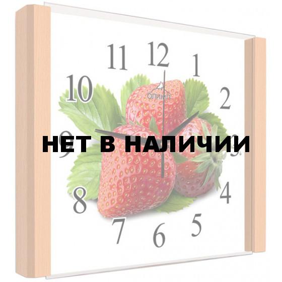 Настенные часы Олимп ЕГ-004 Бук