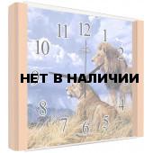 Настенные часы Олимп ЕГ-006 Бук