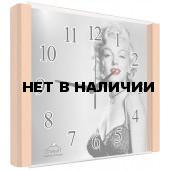 Настенные часы Олимп ЕГ-012 Бук