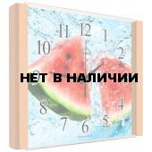 Настенные часы Олимп ЕГ-016 Бук