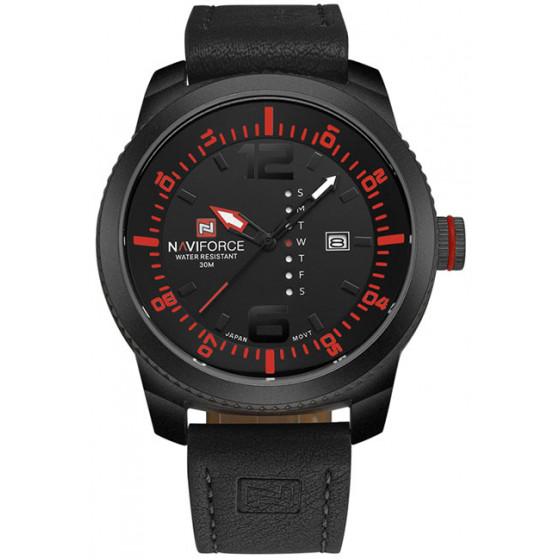 Наручные часы мужские Naviforce NF9063M bl red