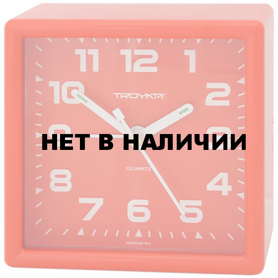 Настольные часы Будильник Troyka 08.30.803