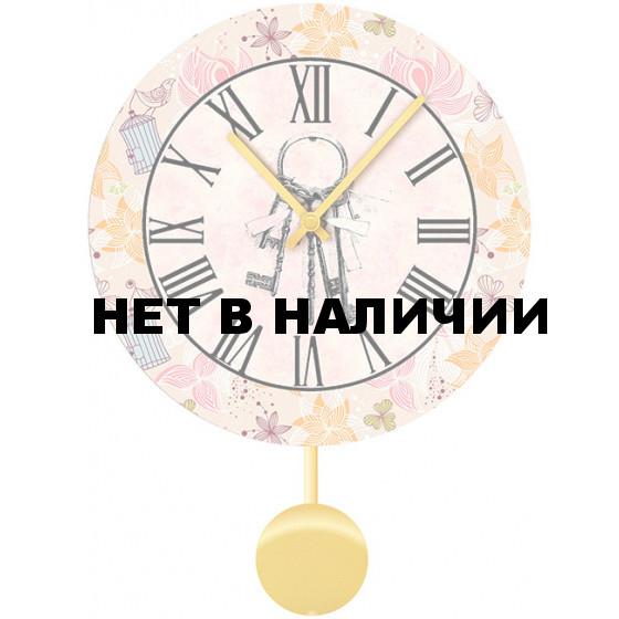 Настенные часы SvS 3011011
