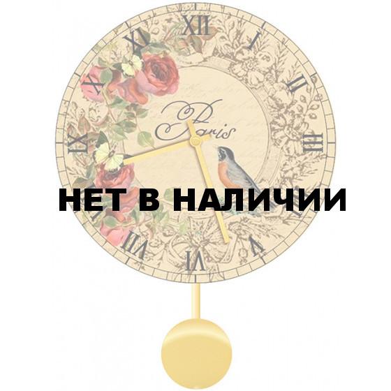 Настенные часы SvS 3511021