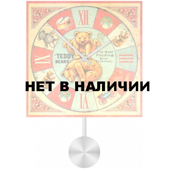 Настенные часы SvS 3511082