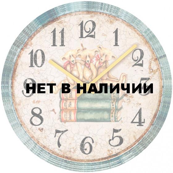 Настенные часы SvS 3501084