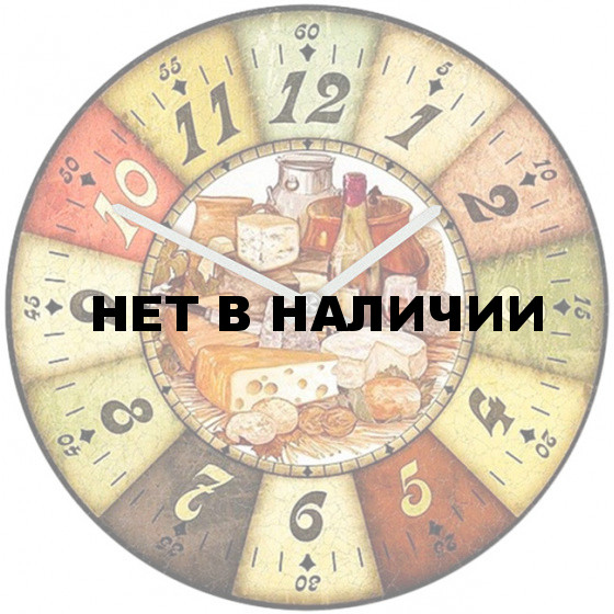 Настенные часы SvS 4001098