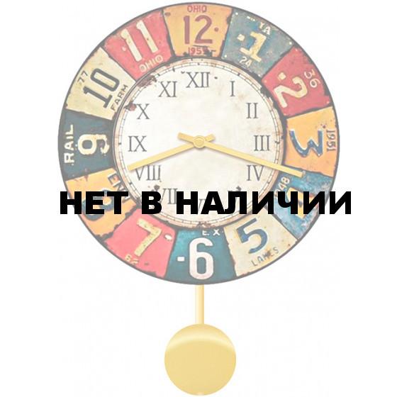 Настенные часы SvS 3511099