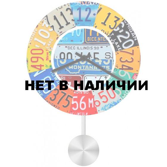 Настенные часы SvS 3511100