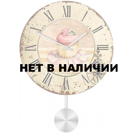 Настенные часы SvS 3011109