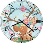 Настенные часы SvS 3501123