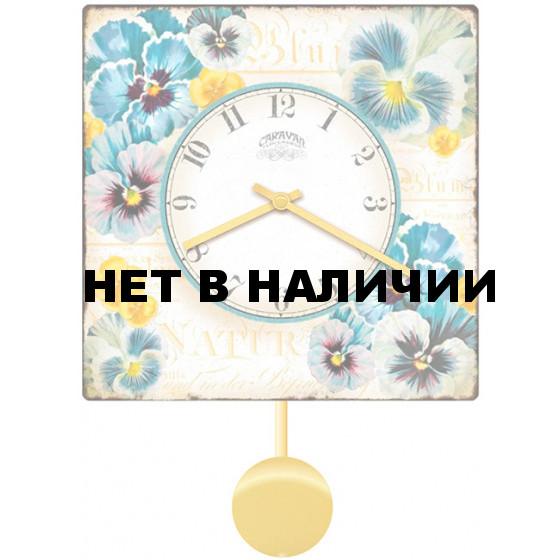 Настенные часы SvS 3511177