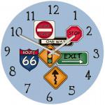 Настенные часы SvS 3501195