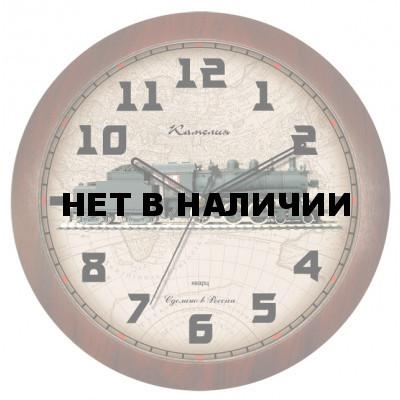Настенные часы Камелия 0601123