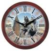 Настенные часы Камелия 0728053