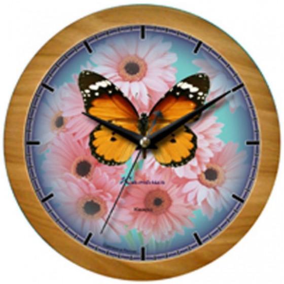 Настенные часы Камелия 0195442