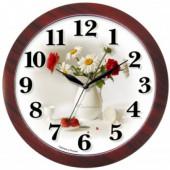 Настенные часы Камелия 0638053