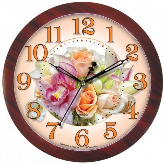 Настенные часы Камелия 4428053