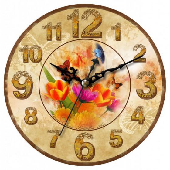 Настенные часы Камелия 0001047