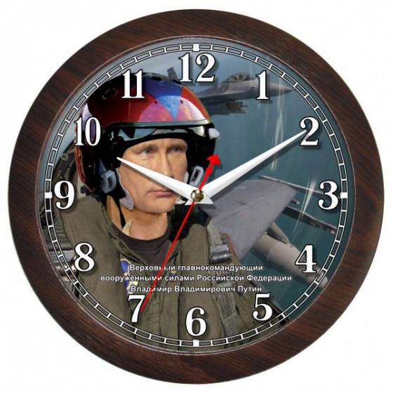 Настенные часы Камелия 0001055