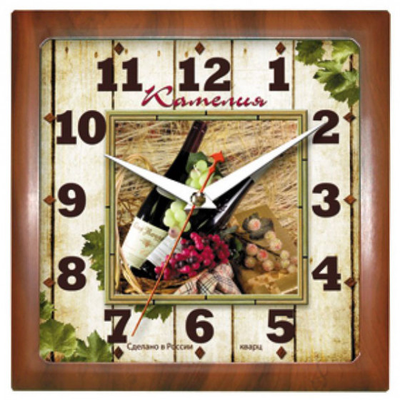 Настенные часы Камелия 9201123