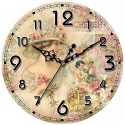 Настенные часы Камелия 0001007