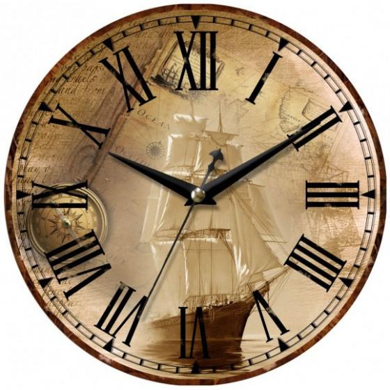 Настенные часы Камелия 0001037