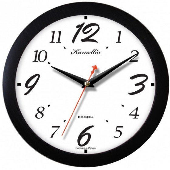 Настенные часы Камелия 0361329