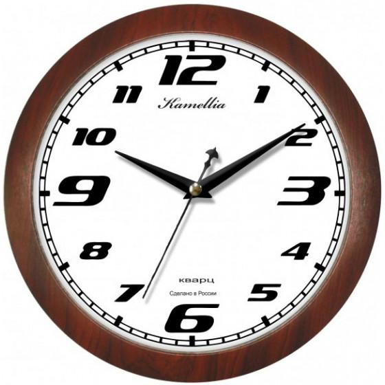 Настенные часы Камелия 0371123