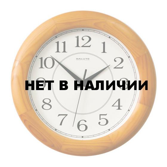Настенные часы Салют ДС-ББ27-014
