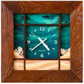 Настенные часы Салют ДС3-4АС28-124