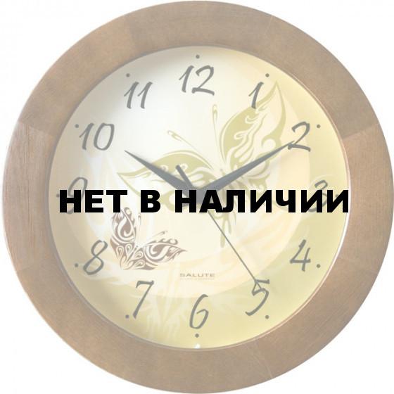 Настенные часы Салют ДС-2ББ25-198