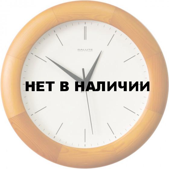 Настенные часы Салют ДС-ББ27-134
