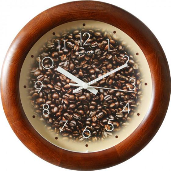 Настенные часы Салют ДС-ББ28-178