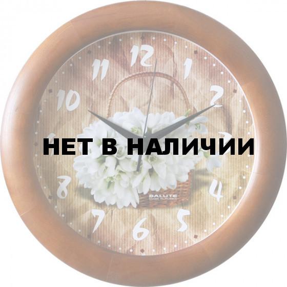 Настенные часы Салют ДС-ББ28-369