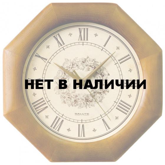 Настенные часы Салют ДС-ВБ25-433