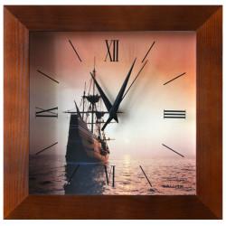 Настенные часы Салют ДСТ-2АА28-321